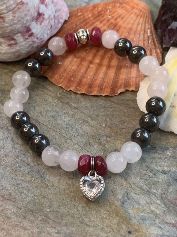 Queen of love bracelet
