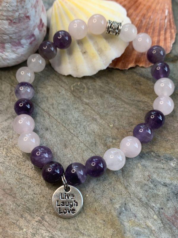 Spiritual love bracelet