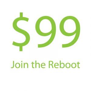 Reboot Registration Fee 99